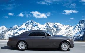 Picture Rolls-Royce, class, brand, phantom, prestige