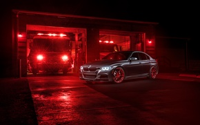 Picture BMW, Light, German, Red, Car, 335i, Sport, F80