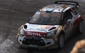 Picture rally, wrc, citroen, 2013, ds3, mont-carlo, M. Hirvonen