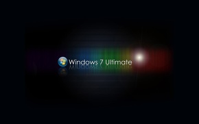 Picture Windows, seven, operating systems, ultimate