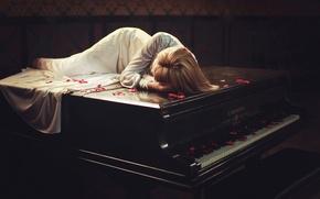 Picture music, piano, jen brook