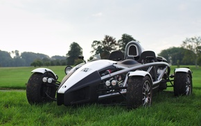 Picture style, car, Ariel Atom, on the basis of, exoskeleton