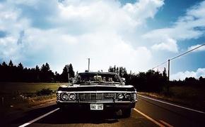 Picture machine, 1967, Chevrolet Impala