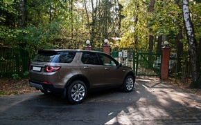 Picture Land Rover, Discovery, Sport