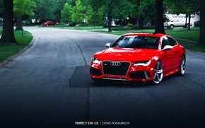 Picture audi, rs7