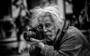 Picture street photographer, street photographer