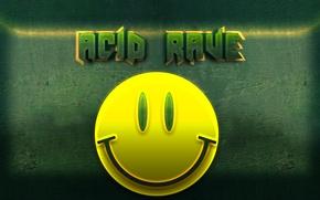 Picture music, acid, rave