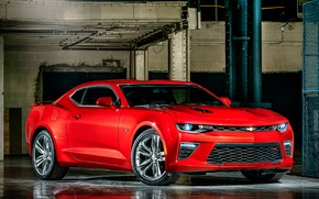 Picture Chevrolet, Camaro, Red, 2016, Renovated