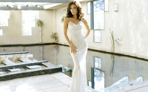 Picture model, Eva Longoria, American actress, restaurateur and television producer