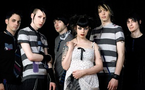 Picture New Wave, Rainbow, Gothic rock, Synth rock, Industrial rock, Rhim, Nate, Manor, M.Falcore, The Birthday ...