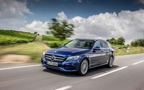 Picture Mercedes-Benz, 2014, C250, Estate-Avantgarde
