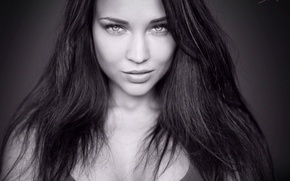 Wallpaper girl, photo, model, brunette, girl, model, amazing, Angelina Petrova, Angelina Petrova