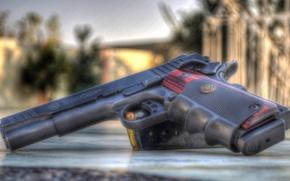 Picture pistol, M1911, Taurus, version, 45 Cal
