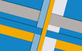Wallpaper white, line, yellow, blue, geometry, color, material, desing
