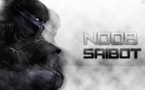 Picture The film, Mortal Kombat, Noob Saibot