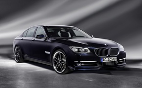 Picture background, BMW, BMW, sedan, AC Schnitzer, 7-Series, F01