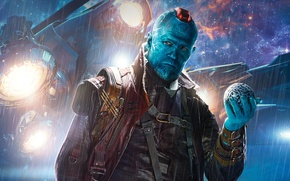 Picture Marvel Comics, Guardians Of The Galaxy, Michael Rooker, guardians of the galaxy, Yondu, Yondu Udonta