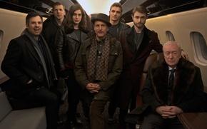 Picture cinema, flying, woman, team, man, movie, Daniel Radcliffe, film, Isla Fisher, Mark Ruffalo, Michael Caine, ...