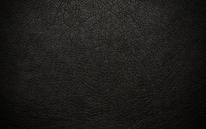 Picture cracked, texture, leather, black