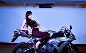Picture Honda, bike, Studio, Taiwan, Nancy Chen