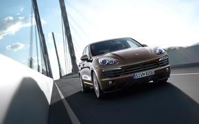 Picture machine, Porsche, Porsche Cayenne, Porsche, Porsche Cayenne