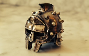 Wallpaper helmet, souvenir, background, Gladiator