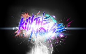 Picture music, dubstep, Kill the Noise