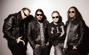 Picture group, Metallica, Trash Metal
