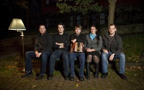Picture Emilia, Tom, Rich, Matthew, Aaron, The Dardanelles