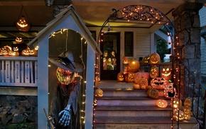 Picture The city, Halloween, City, USA, Washington, Tacoma