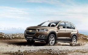 Picture Chevrolet, Chevrolet, 2015, Captiva, CN-spec, Captiva