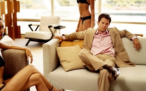 Picture girls, actor, Mark Wahlberg