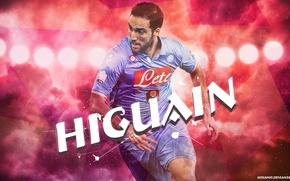 Picture Italy, player, forward, Real Madrid, Real Madrid, striker, Napoli, Higuain, Higuain, Gonzalo