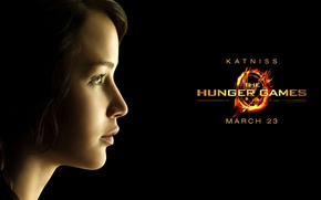 Picture girl, movie, the hunger games, jennifer lawrence, hunger games, Jennifer Lawrence