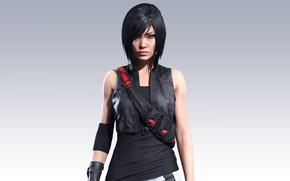 Wallpaper Girl, Electronic Arts, DICE, Faith, Faith, EA DICE, Mirror's Edge: Catalyst, Catalyst, Mirrors Edge: Catalyst