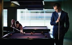 Picture Music, Billiards, Men, Group, Men, Hurts
