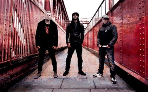 Picture electro, the prodigy, maxim, flint, liam