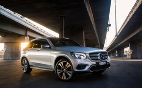 Wallpaper GLC-Class, SUV, Mercedes-Benz, X253, Mercedes