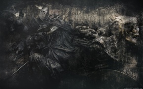 Wallpaper War, Knights, Death