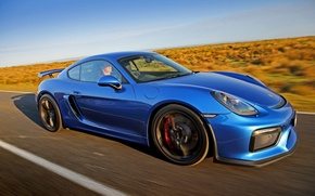 Picture Caiman, GT4, Porsche, Porsche, Cayman