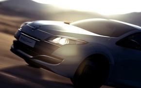 Picture speed, Renault, Megane