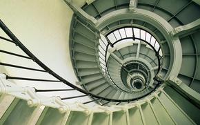 Wallpaper Lighthouse, FL, Ladder