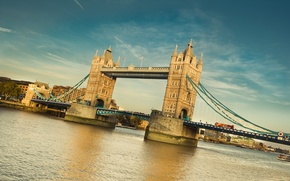 Picture England, London, london, england, Thames River, Tower bridge