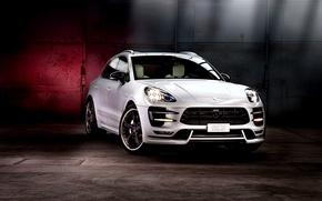 Picture Porsche, 2014, TechArt, Macan