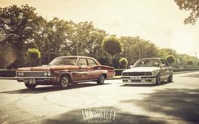 Picture car, bmw, 1966, 3 series, Chevrolet Impala