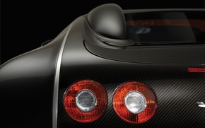 Wallpaper headlight, Veyron, stop signals, Bugatti
