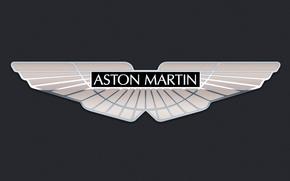 Wallpaper Logo, Aston Martin, emblem, logo, Aston Martin