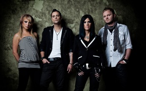 Wallpaper rock, Christian, skillet