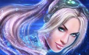 Picture face, starcraft, Nova Terra, nova