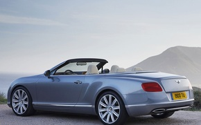 Picture Bentley, Cabrio, Continental GT Speed